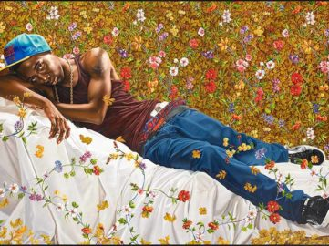 kehinde wiley men
