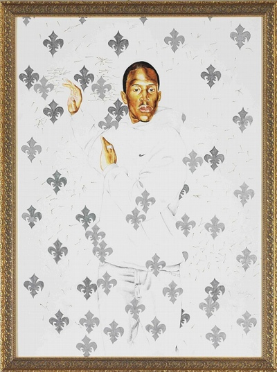 Kehinde Wiley-Untitled-2004