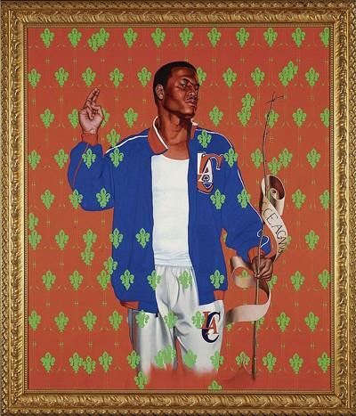 Kehinde Wiley-Untitled-2004