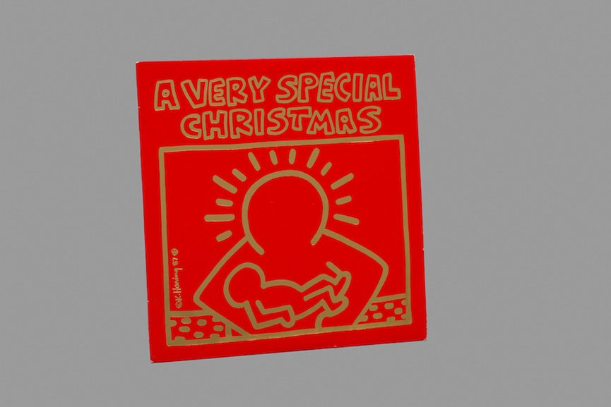 Keith Haring - A Very Special Christmas, 1987
