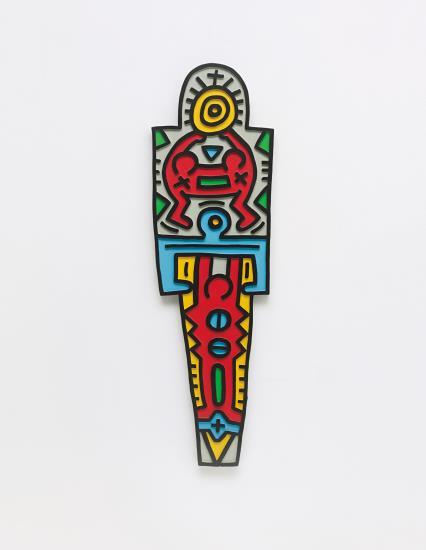 Keith Haring-Totem-1988