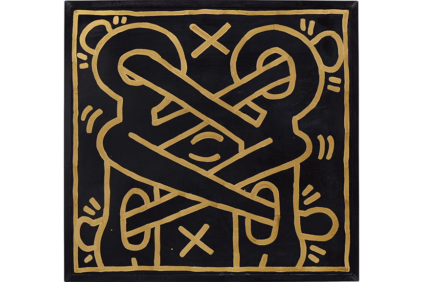 Keith Haring - Untitled, 1984