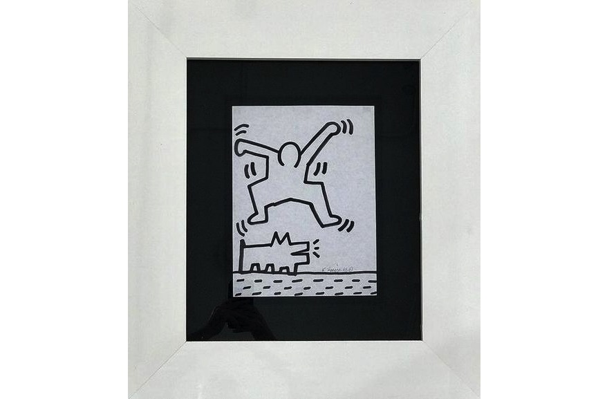 Keith Haring - Untitled, 1988