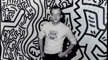 american pop art artist keith haring new york city - use our website to shop works from 1989 and 1990