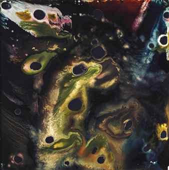 Keith Tyson-Nature Painting-2005