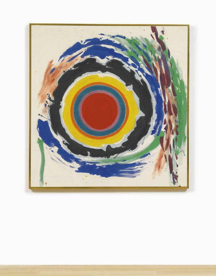 Kenneth Noland-Heat-1958