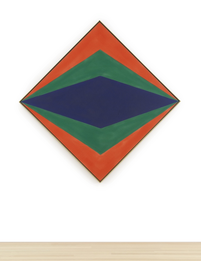 Kenneth Noland-Winged-1964