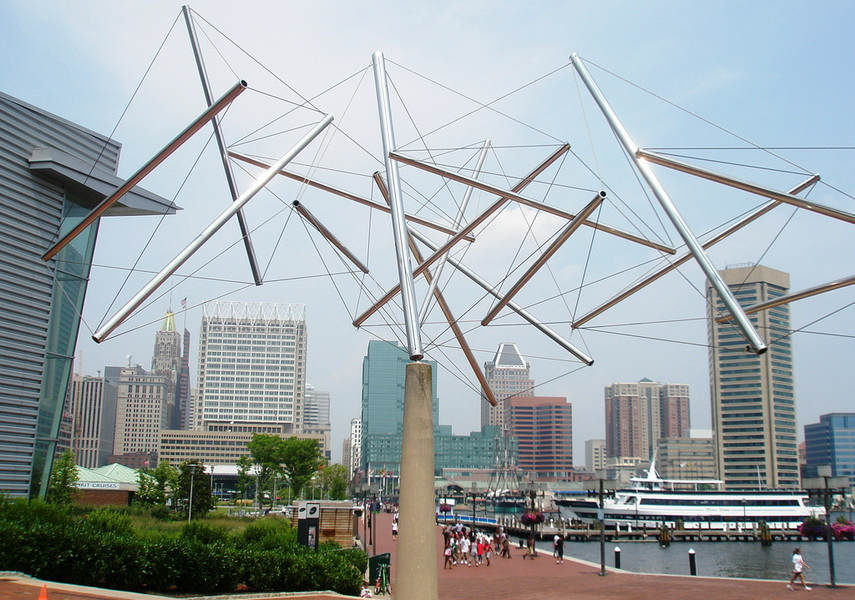 Biography Of Kenneth Snelson Widewalls