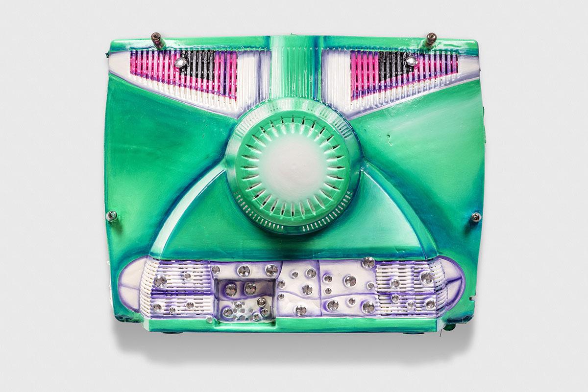 Kenny Scharf - #1, 2016