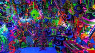 Kenny Scharf exhibition