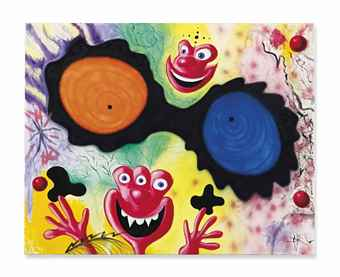 Kenny Scharf-Ion-Concept-1983