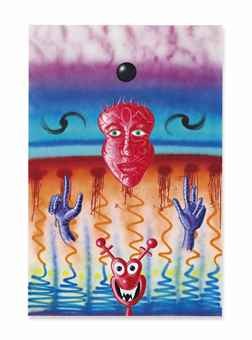 Kenny Scharf-See me-1983