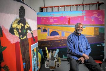 Kerry James Marshall is Our Artist of the Year 2017