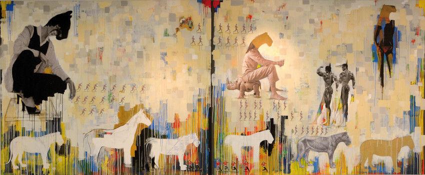 Khaled Hafez - Divine Exodus, 2009