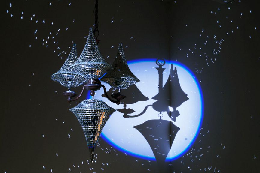 Kiichiro Adachi's art work - Image copyright Triangle NY