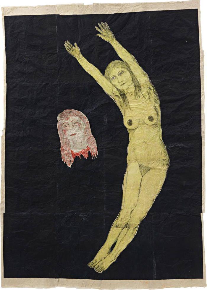 Kiki Smith-Eclipse-2002