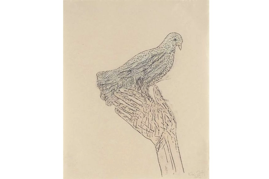Kiki Smith - Possibility, 2016
