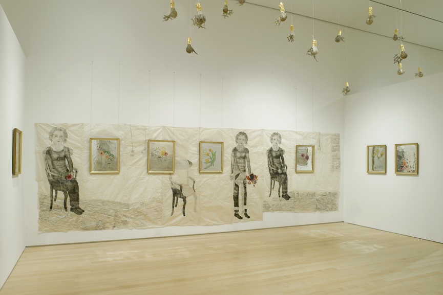 Kiki-Smith-Sojourn Exhibition via artobserver