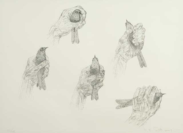Kiki Smith-Untitled-2009