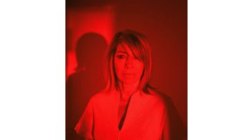 Kim Gordon. Photo by David Black