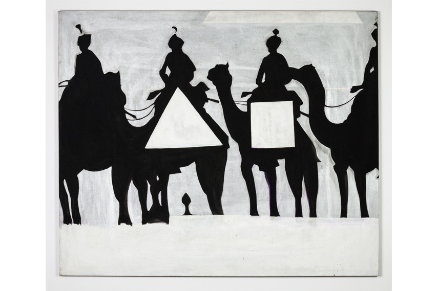 Kim Levin - Camel Corps 1969-1970