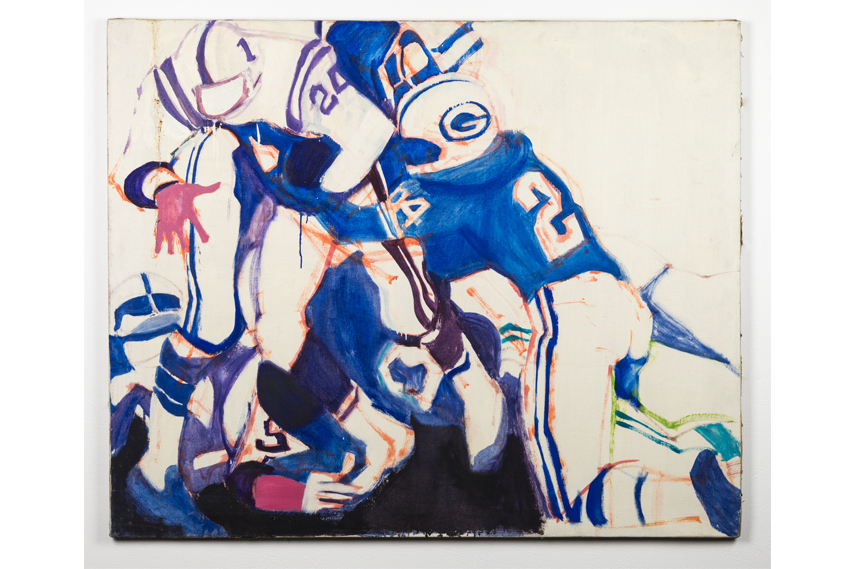 Kim Levin - Packers and Vikings 1967