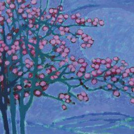 Kim Whanki-Plum Blossoms-1959