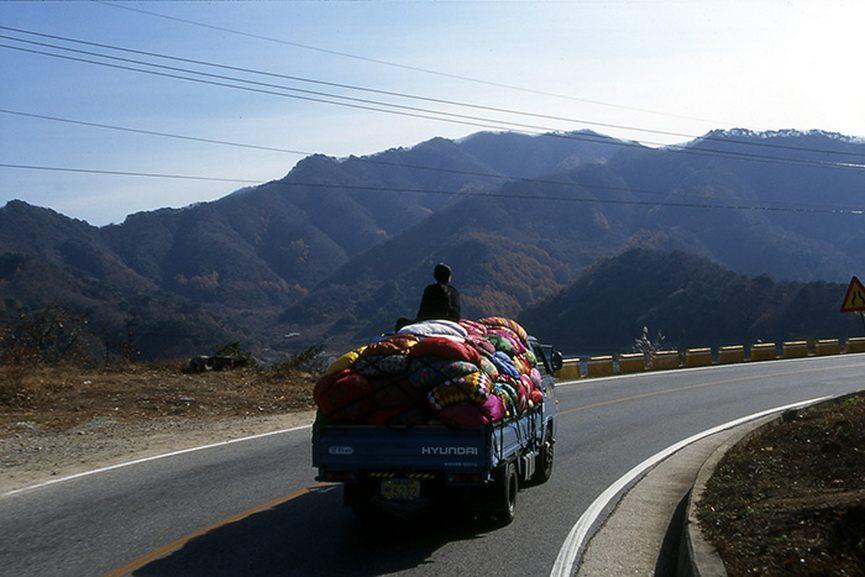 Kimsooja - Cities on the Move