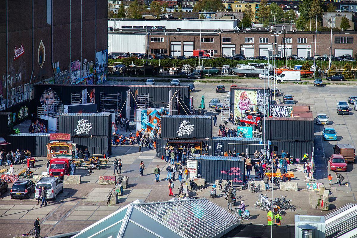 Kings Spray Festival 2018.