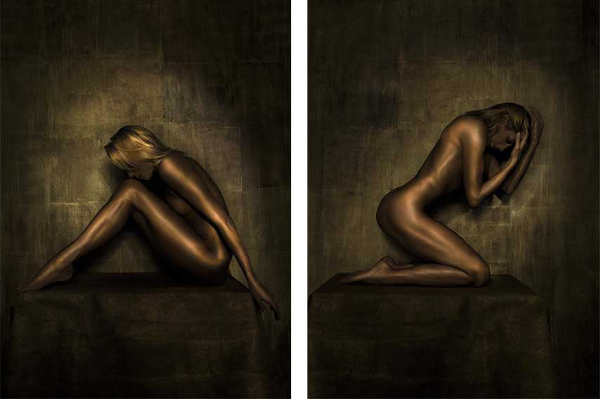 Klaus Kampert - 171.02.12, 2012 (Left) / 171.03.12, 2012 (Right)