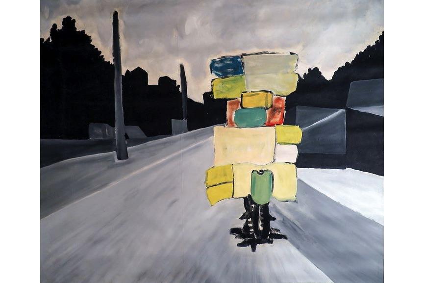 Klemegue - Sans titre, 2017