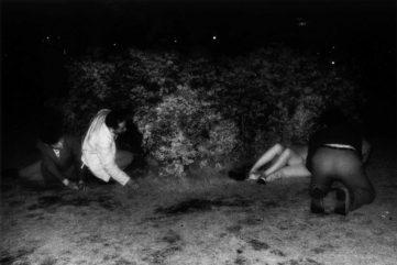 The Intimacy and Voyeurism in Kohei Yoshiyuki's The Park