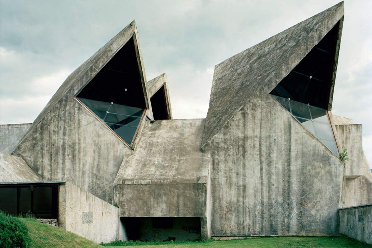 What do we Mean by Brutalist Architecture ?