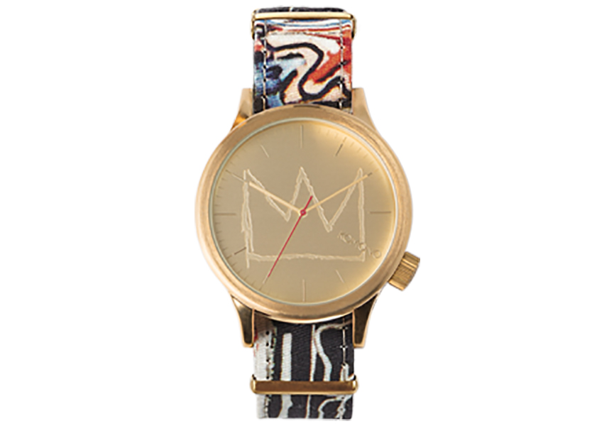 Basquiat x Komono