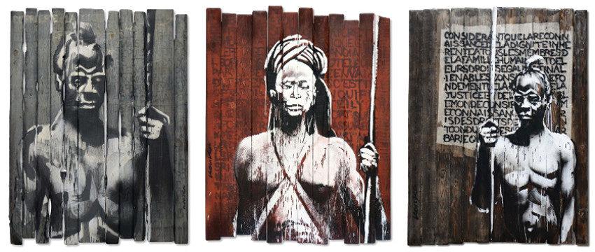 Kouka - Babinga, 2014 - Bakaloi, 2015 - Considérant que la reconnaissance…, 2015