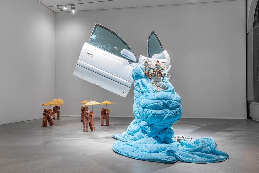 Kris Lemsalu, Car2Go, 2016