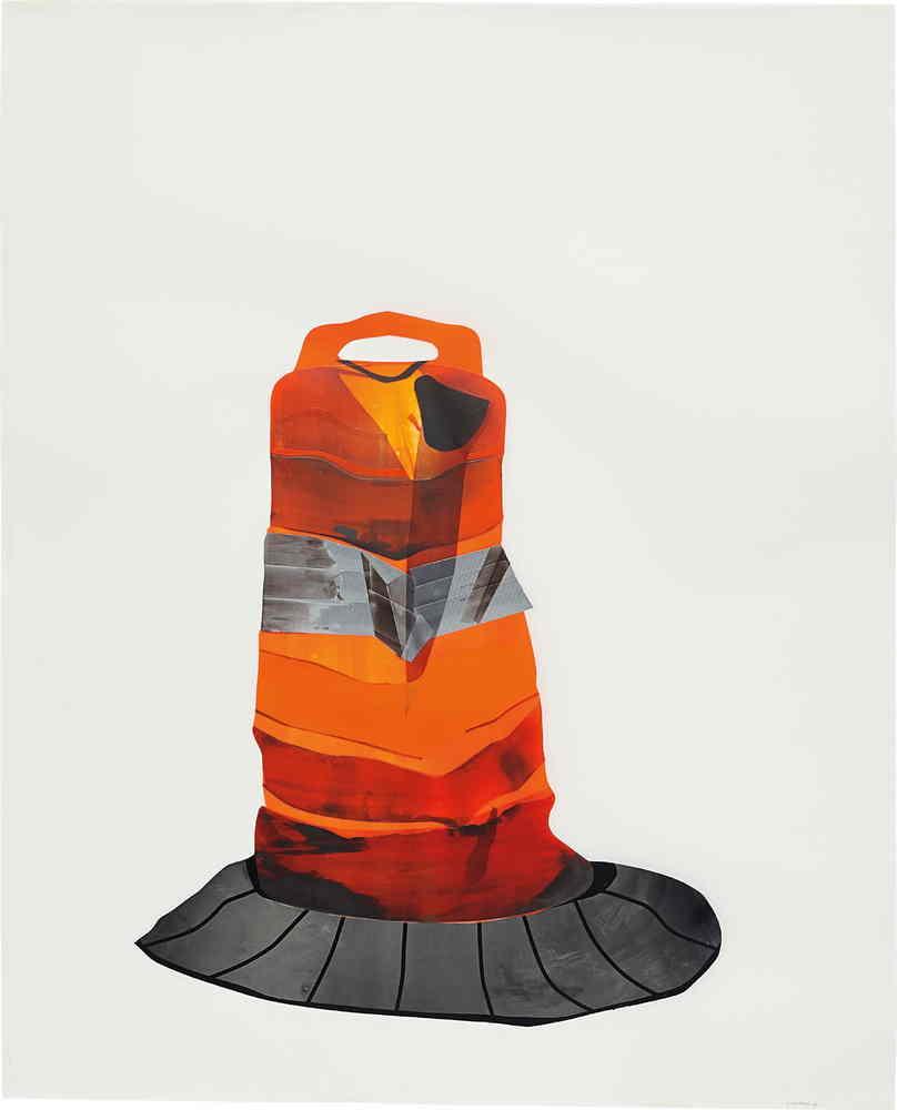 Kristin Baker-Dirty Orange Cone #11-2005