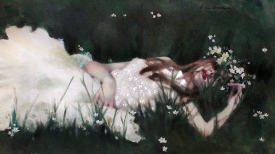 Kristin Shiraef - Dearest Reverie (detail)