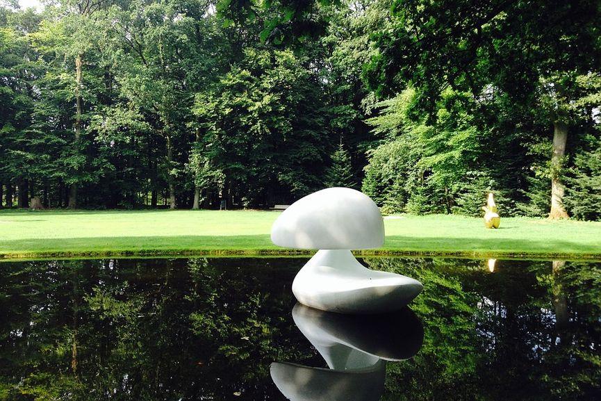 Visit Kroller Muller Sculpture Garden