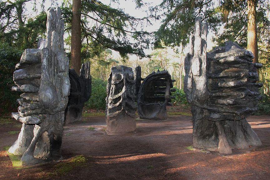 Kroller Muller Sculpture Garden