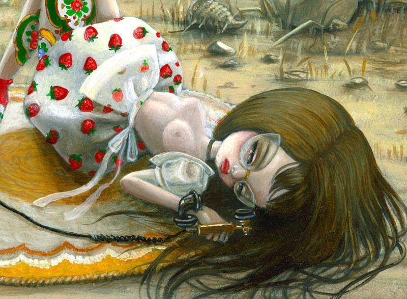 Kukula - Dreams Of Summer - Illustration Home 2016 for details