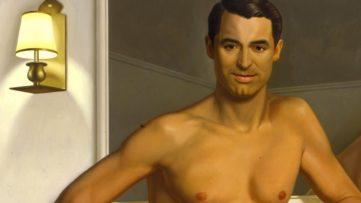 Kurt Kauper - Cary Grant #1, 2003, detail