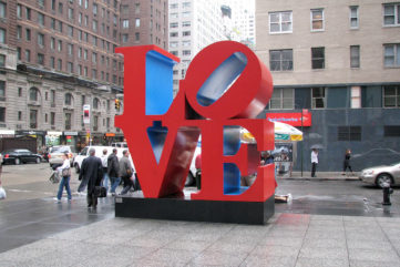 Remembering Robert Indiana through These 6 Artworks
