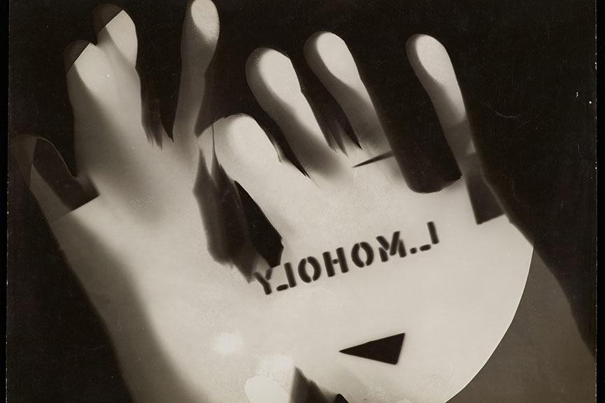 László Moholy-Nagy, Photogram, 1925:26