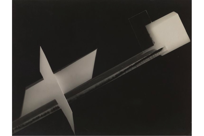 László Moholy-Nagy - Photogram, c.1925