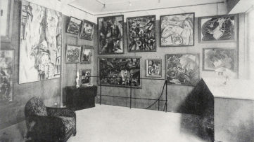La Section d'Or exhibition, 1925, Galerie Vavin-Raspail, Paris