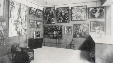 La Section d'Or exhibition, 1925, Galerie Vavin-Raspail, Paris