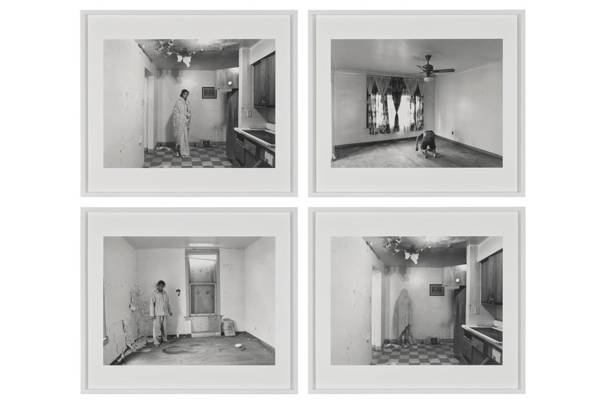 LaToya Ruby Frazier - Four photographs