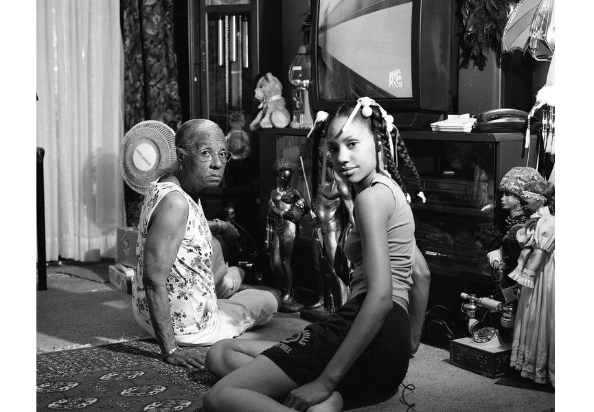 photos photograph LaToya Ruby Frazier photograph
