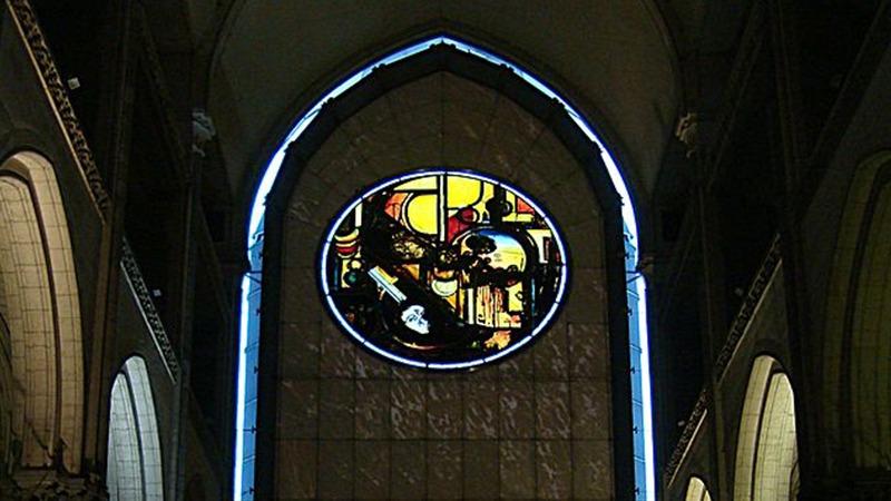 Ladislas Kijno - Notre Dame de la Treille Lille, photo copyrights © Wikiwand